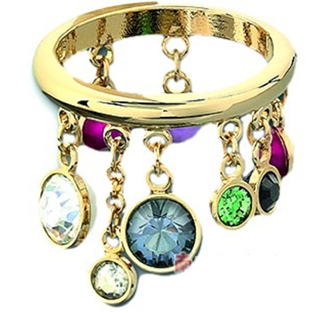 Charming Colorful Jewelry -- Women's Sweets (I)