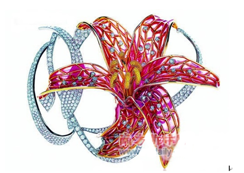 fashion-jewelry-charms-tiffany-brooch