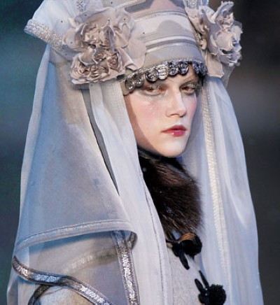 John Galliano Hair Accessories