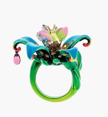 Dior Cheft Jewelry Designer Gorgeous Jewelry Create a Perfect